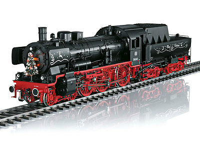 Märklin 55389 1 gauge Christmas steam locomotive with Tub tender BR 38.10-40 DB