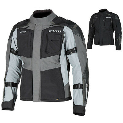 Klim Touring Series Kodiak Mens Motorcycle Street Cruising Riding Jackets