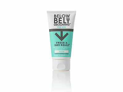 Below The Belt Grooming Sports Bicycle Cycling Running Fresh & Dry Ball - Fresh