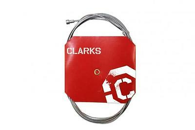 Clarks Bicycle Cycle Stainless Steel Tandem MTB/Hybrid/Road Brake Cable 3060mm