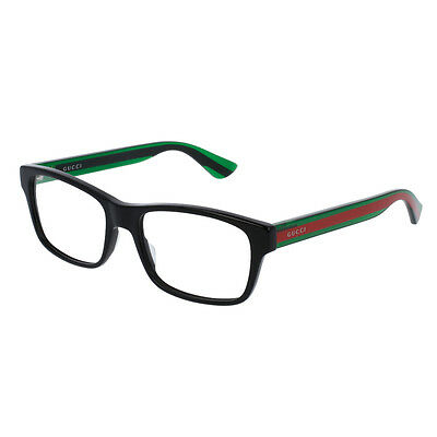 Gucci Gg 0006O 006 55/18 New Collection Occhiali Da Vista Eyeglasses Lunettes