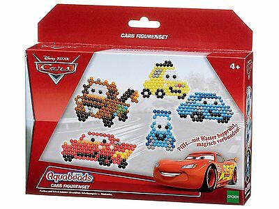 Aquabeads 30129 Cars Figurenset NEU & OVP