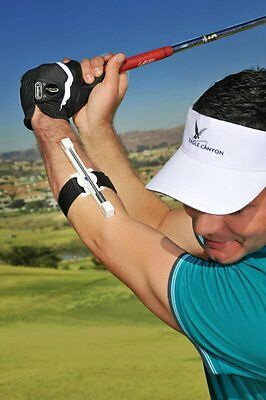 SwingClick Golf Swing Aid Transition Trainer, Improves Rhythm, Tempo and