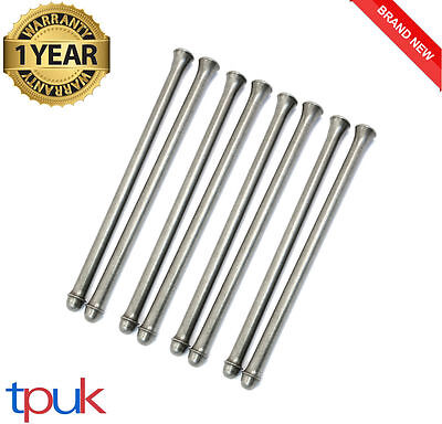 Ford Transit 2.5 Pushrod Push Rod From 1986 To 2000 Diesel Set Of 8 Brand New