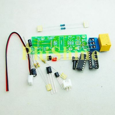 Remote Control Receiver Board DIY Kit Remote Control Electronic Production Suite