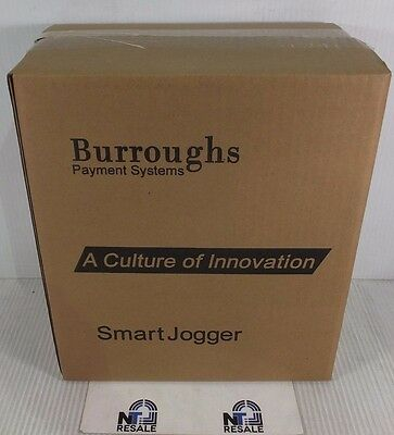 New in Sealed Box Burroughs Payment Systems Smart Jogger Check Scanner 752010901