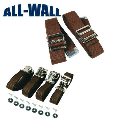 Dura-Stilt Strap Kit - Leg, Foot, Toe Straps for Full Set of Dura III or IV