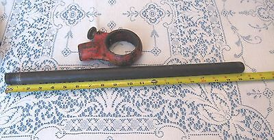 Ridgid 111-R Ratcheting Pipe Threader With Handle