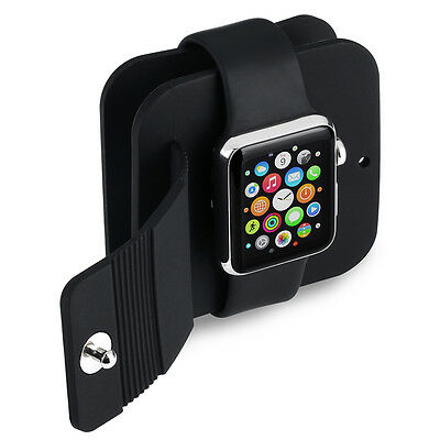 Travel Protect Case Cover Dock Holder Stand Station for Apple Watch iWatch NEW