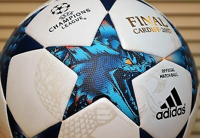 adidas Champions League Cardiff Finale 2017, SAMPLE:COLLECTORS READ DESCRIPTION2