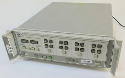 Agilent / HP 8510C Network Analyzer with Option 008 - No Display -