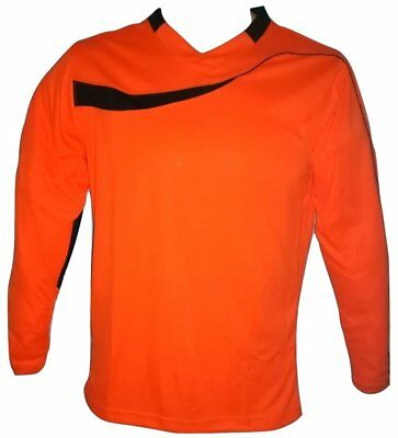 a509dd4b1 1 Stop Soccer Adult Goalkeeper Soccer Jersey Light Padded elbows.  26.39  Buy It Now 16d 11h. See Details. Galaxy Soccer Goalkeeper Jersey Orange
