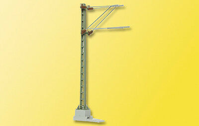 Viessmann 4313 N Gauge Stretch mast with Double cantilever # in #