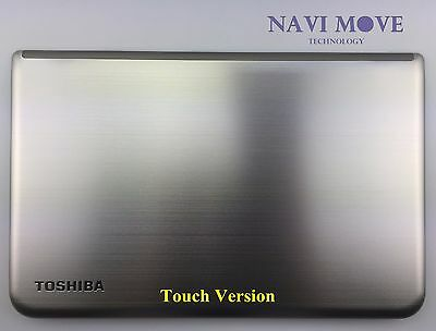 LCD Back COVER Lid Hinges For Toshiba Satellite P55t P55t-AH000056090 Touch USA