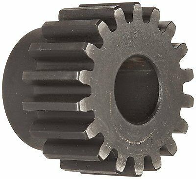 """Martin S1614 Spur Gear, 14.5° Pressure Angle, High Carbon Steel, Inch, 16 3/8"""""""