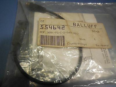 Balluff Cylinder Switch * NIB*  BMF 305K-PS-C-2-S49-00,2 ( 8mm QD 3 pin )