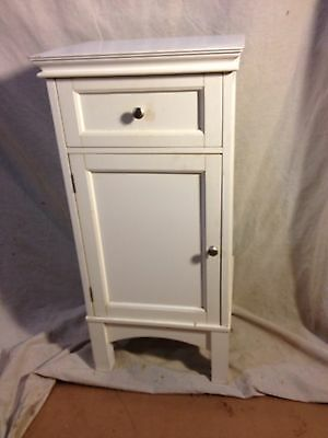 Side Stand With Drawer & Cabinet. Not Antique Ships for $49 Greyhound.MAKE OFFER