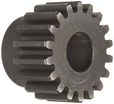 """Martin S2024 Spur Gear, 14.5° Pressure Angle, High Carbon Steel, Inch, 20 3/8"""""""