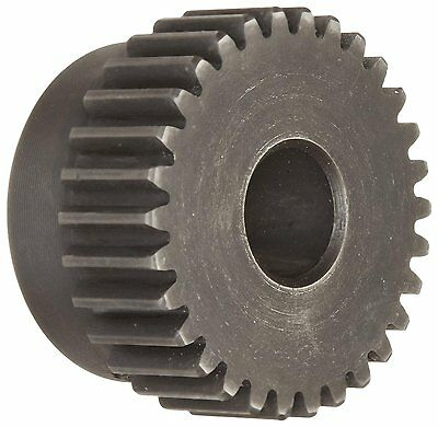 Martin TS1618 Spur Gear, 20° Pressure Angle, High Carbon Steel, Inch, 16 Pitch,