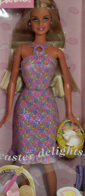 Easter Delights Barbie 2003, Mint NO BOX - 01683