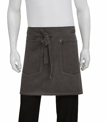 Chef Works Dorset Half Bistro Server Apron AHWAQ014