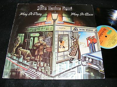 THE JESS RODEN BAND Play It Dirty Play It Class ISLAND 1976 Made In England LP