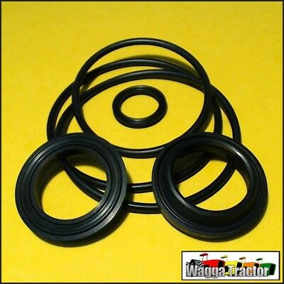 HRK2322 Power Steering Ram Seal Kit Chamberlain C670 C6100 Tractor w Vickers S22
