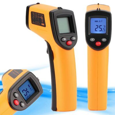 Digital IR Thermometer Temperature Temp Laser Gun Body Sensor Infrared Forehead