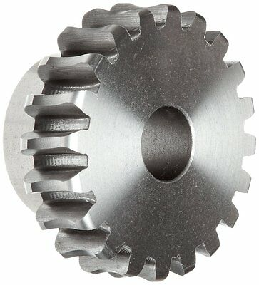 "Boston Gear G1070LH Worm Gear, Plain, 14.5 PA Pressure Angle, 0.750"" Bore, 20:1"