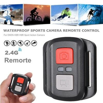 2.4G Remote Control for EKEN H8R H9R Sport Action Camera 10M