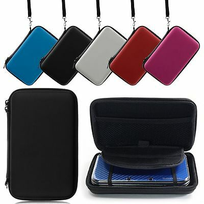 EVA Hard Case Travel Carrying Bag Pouch Storage For Nintendo 3DS LL NDSI NDSL
