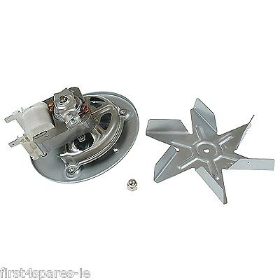 Replacement Fan Oven Motor & Blade For Hotpoint Ovens / Cookers Plaset Type