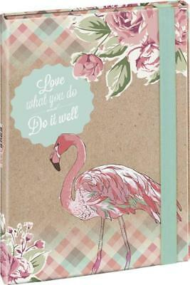 HEFTSAMMLER A4 Serie FLAMINGO TOP!!!