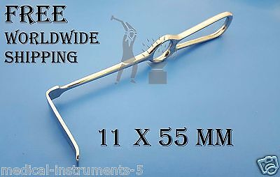 Obwegeser Soft Tissue Retractor 11 x 55 mm Surgical Dental Implant Surgery