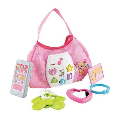Fisher Price Laugh & Learn Sis' Smart Stages Purse Handbag