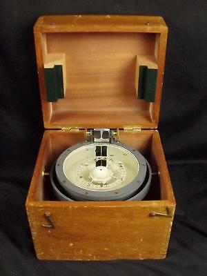 C.M.B. Cased Ships Compass