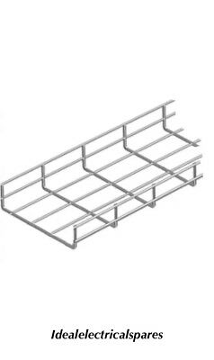 MARCO MC55300 Cable Basket Tray 3M Steel Wire Cable Management Basket Tray