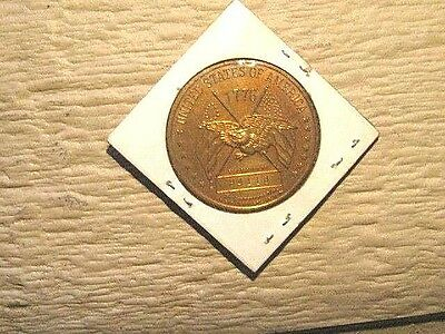 Bi-Centanial Coin  1776-1976  by The Commemorative Mint ..no reserve