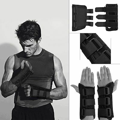 Medical Wrist Support Brace Splint Carpal Tunnel Arthritis Sprain Hand Band NEW