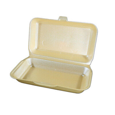 500 Lunchboxen, Creme, 240x145x75mm, IP10, HP3, Menüboxen, Menübox, Lunch Boxen