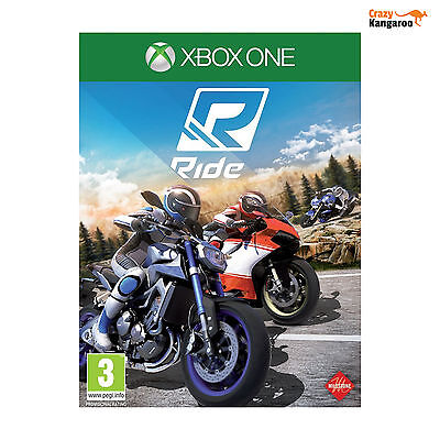 RIDE for Microsoft Xbox One Brand New Sealed Video Game - Free Delivery