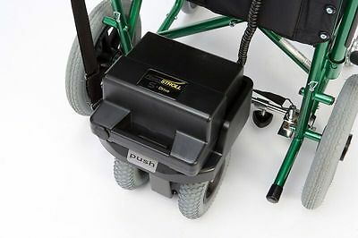 Drive Devilbiss S-Drive Powerstroll Electric Wheelchair Powerpack with Reverse