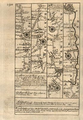Alvechurch-Solihull-Meriden-Coventry-Wolvey-Leicester OWEN/BOWEN road map 1753