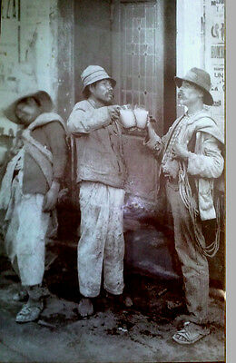 Mexican Revolution - Laminated Antique Historical Photo