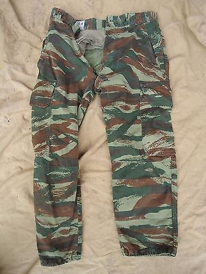 legion étrangère trousers combat lizard french army (infantry)