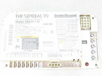 White Rodgers 50A50-110 THE GENERAL 90 Total Furnace Control 1380-686