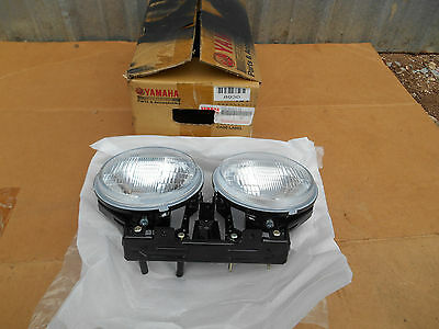 Yamaha Headlight Unit 08-11 Yw50 Zuma 50 Scooter 2008-2011 5Pj-H430A-11-00