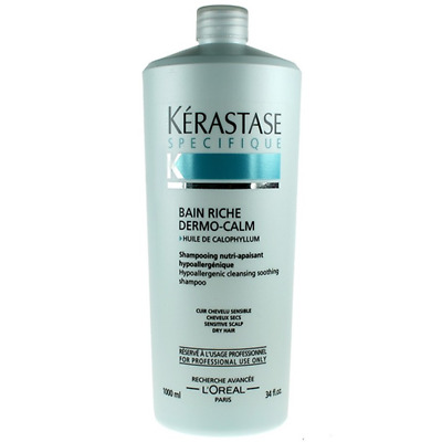 KERASTASE Specifique Bain Riche Dermo Calm 1000ml CAPELLI SECCHI