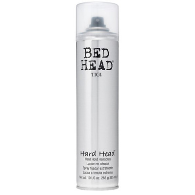 Lacca Capelli Tenuta Extra Forte TIGI Hard Head Hairspray 385 ml Bed Head