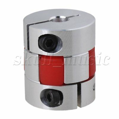 OD 25mm CNC Plum Shaft Coupler for Testing Equipment 6.35 X 6.35mm